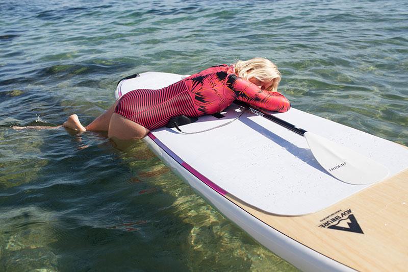 shesurfs.com.au - Mikala Wilbow - Global Surf Industries - Adventure sup