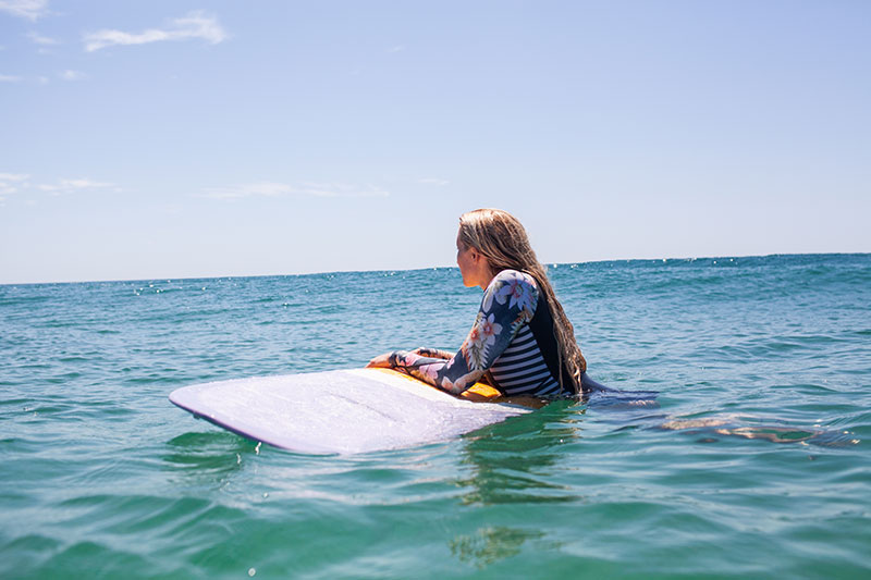 shesurfs.com.au - Mikala Wilbow - Global Surf Industries - Surfer girl