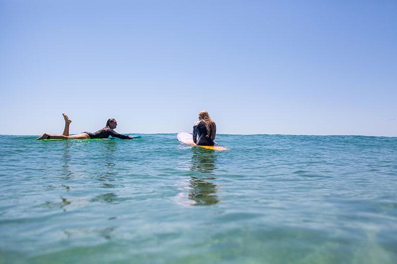 shesurfs.com.au - Mikala Wilbow - Global Surf Industries - Waiting