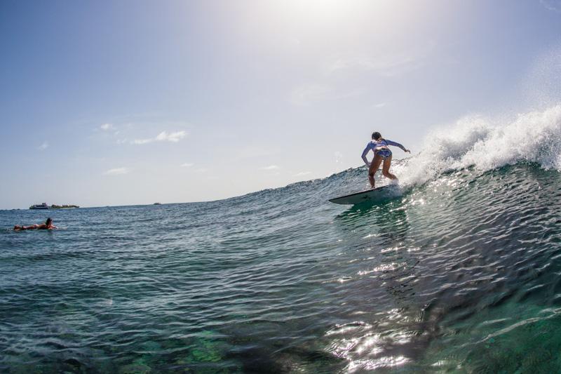 shesurfs.com.au - Mikala Wilbow - lifestyle photographer - Maldives surf