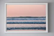 shesurfs.com.au-surf-ocean-art-photography-pink-skies-framed-print