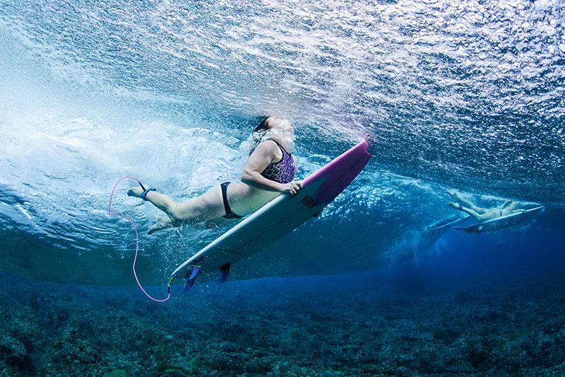 shesurfs.com.au - Mikala Wilbow - lifestyle photographer - fiji girls surf trip - fiji duck dive