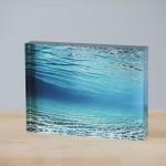 shesurfs.com.au - Mikala Wilbow - underwater photography - Acrylic block